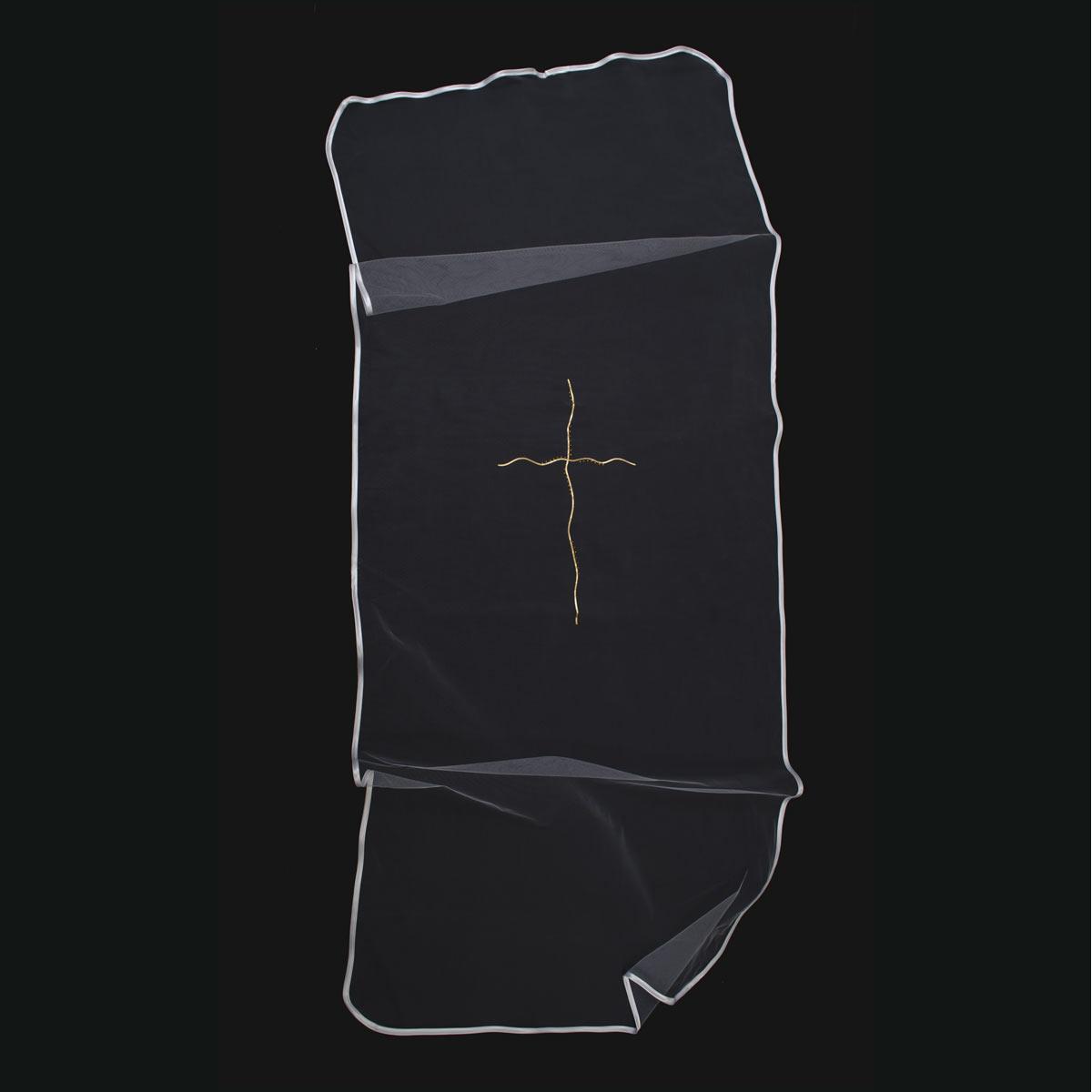 velo coprisalma Velo-croce-stilizzata-con-strass-coreani